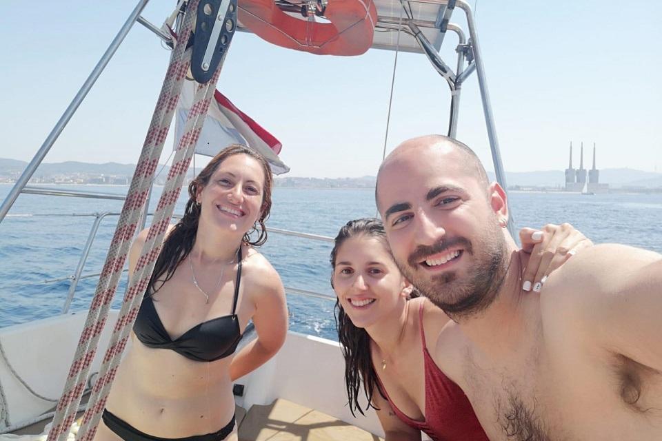 El Barco entero para Ti y los Tuyos